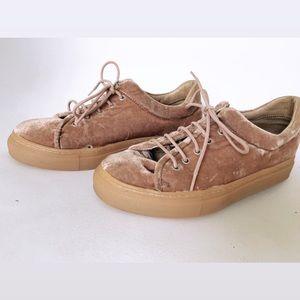 Anthropologie KMB Sneakers